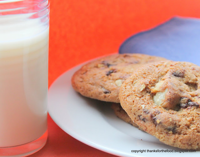 """Homesick"" Chocolate Chip Cookies"