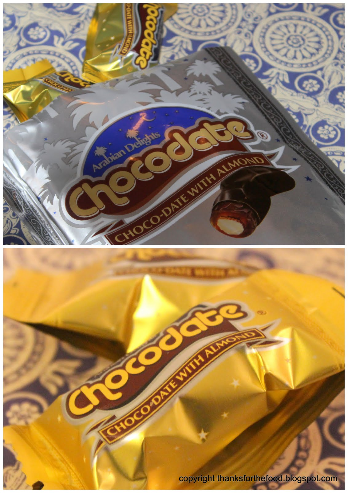 Straight from Dubai – Chocodate