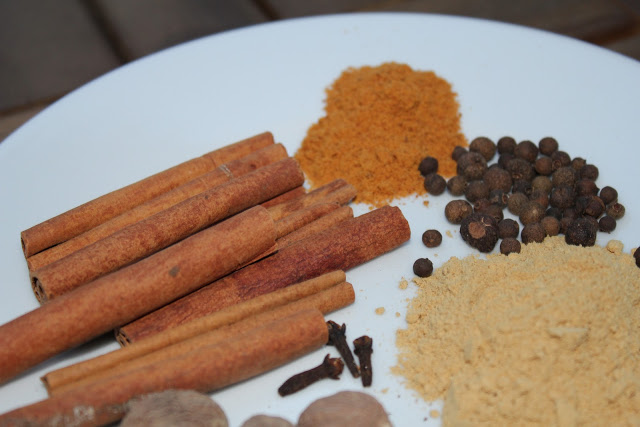 How to: Pumpkin Pie Spice Recipe