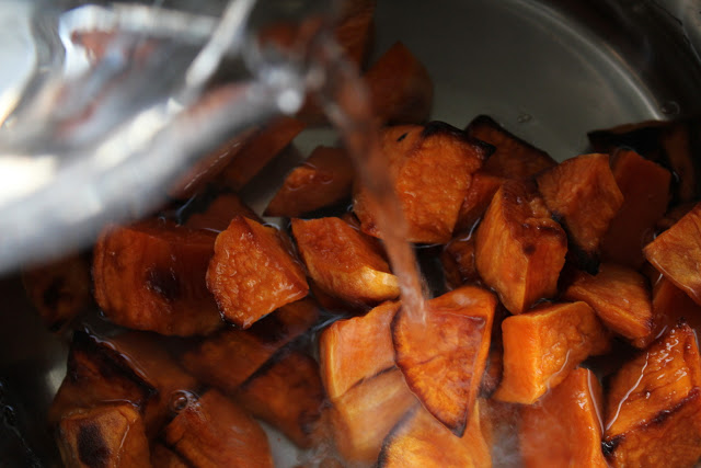 How To: Sweet Potato Soup Recipe