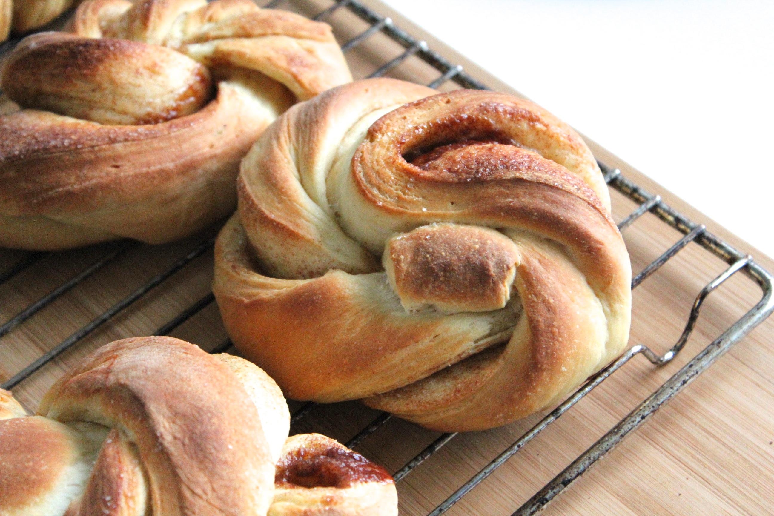 Norwegian Cinnamon Buns – Norsk Kanelboller
