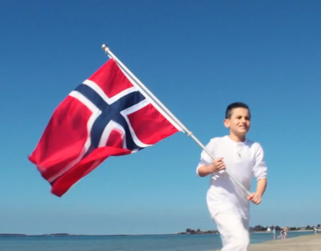 (Video) Pharrell Williams — HAPPY (We are from Stavanger, Norway)