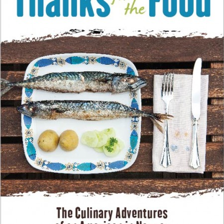 Thanks for the Food, the Cookbook is out!