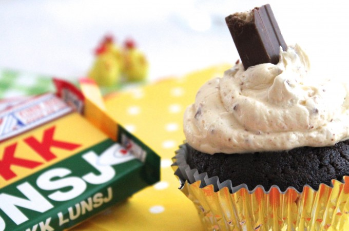 Kvik-Lunsj-Cupcakes thanksforthefood.com