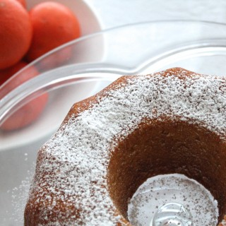Norwegian Easter Orange Cake