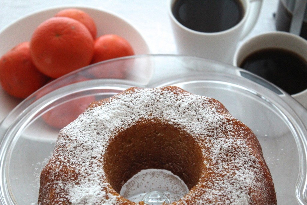 Norwegian-Orange-Cake | thanksforthefood.com
