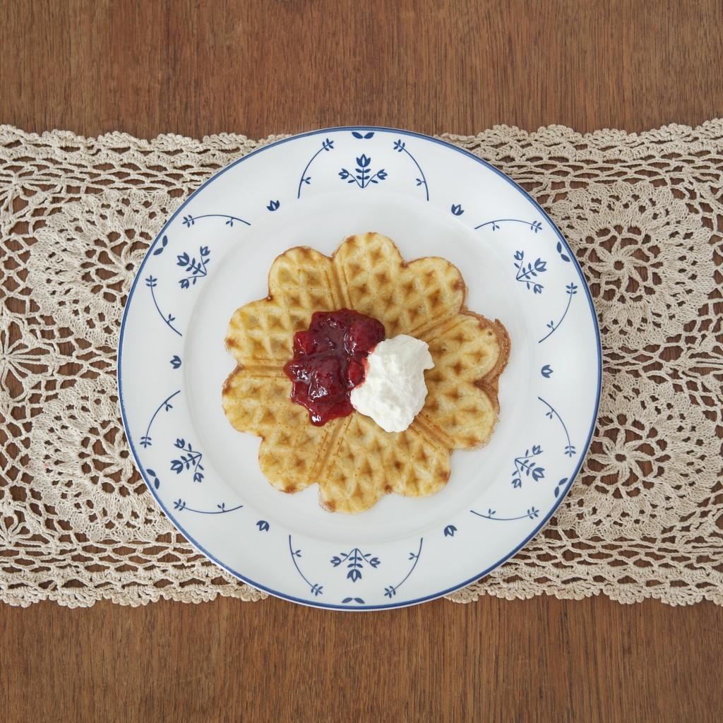 Norwegian waffles thanks for the food norwegian waffle recipe forumfinder Gallery