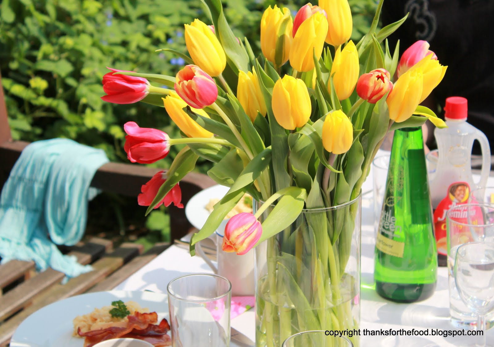 Easter Brunch in Clampman, London