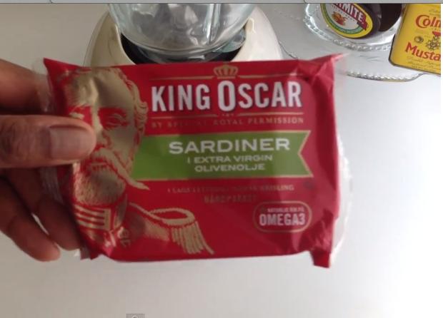 """Smoked Sardine Paste - My """"Secret Weapon"""""""