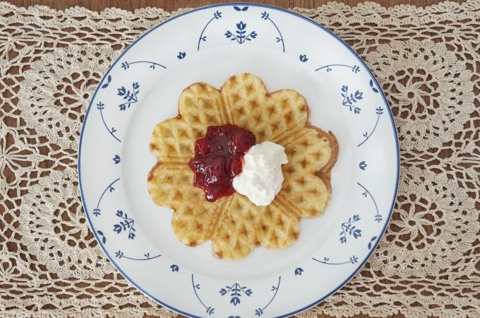 Norwegian Waffle Recipe