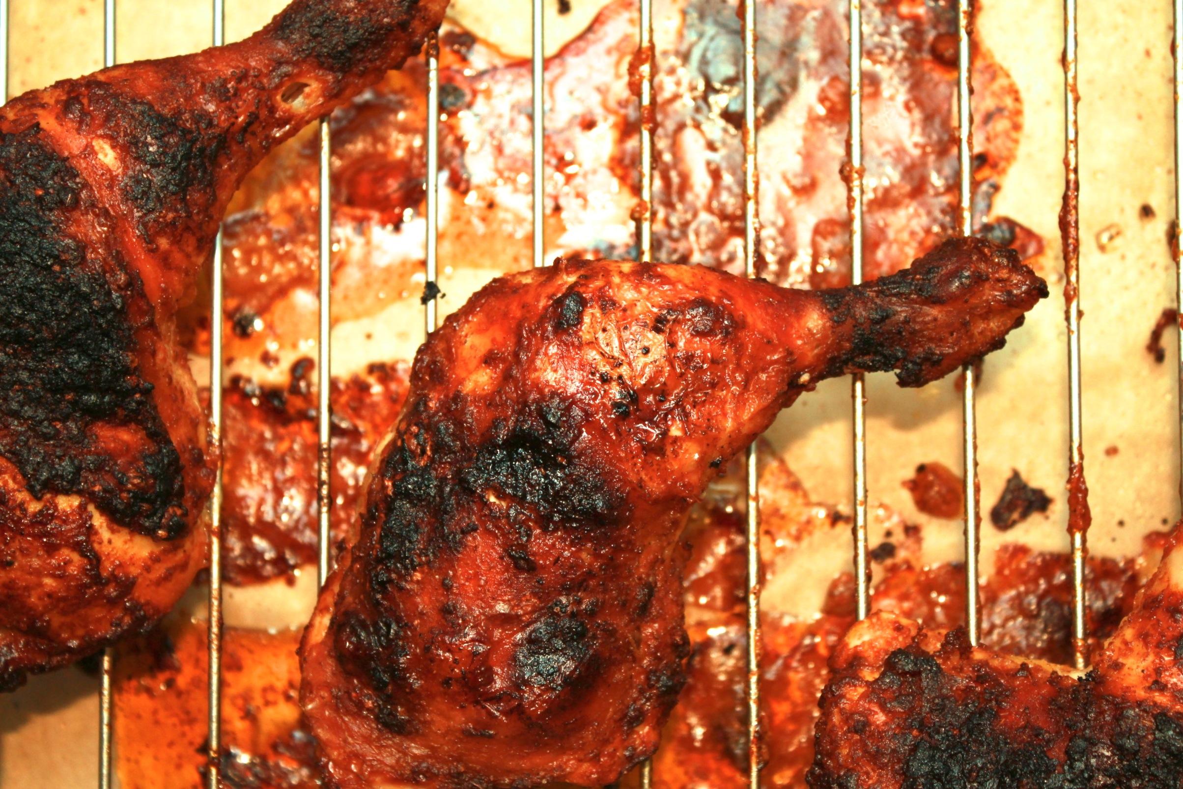 pink peppercorn chicken