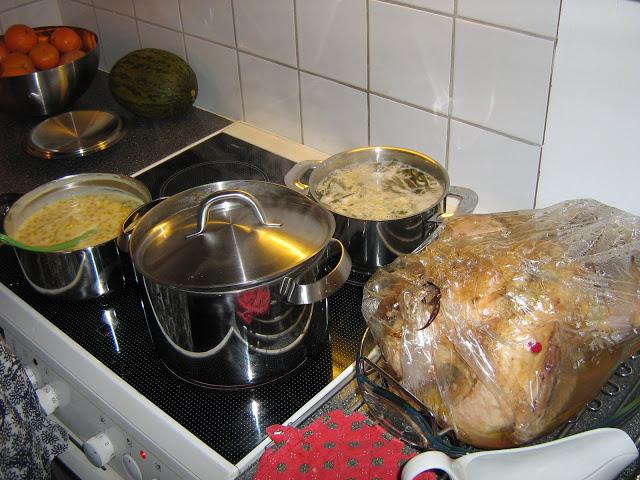thanksgiving in norway